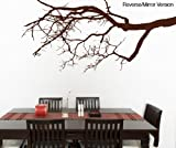 Vinyl Wall Decal Sticker Tree Top Branches Item780m