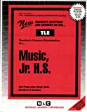 Music, Jr. H. S., Rudman, Jack, 0837380421