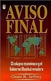 Aviso Final, Jeffrey Grant, 0789902230