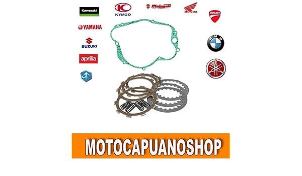 Discos Embrague completos con junta Minarelli Am6 Rieju Rs2 50 2T: Amazon.es: Coche y moto