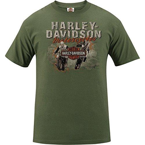 Man On Harley Davidson - 5