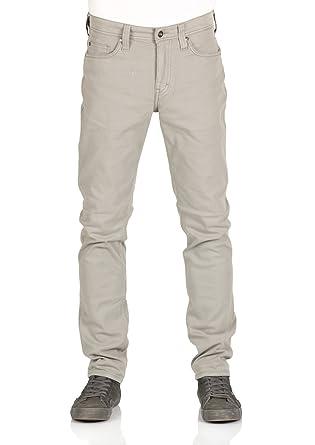 Mustang Herren Jeans Vegas - Slim Fit - Grün - Dusky Green  Amazon ... b0b2b456a3