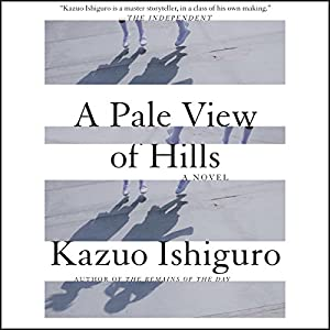 A Pale View of Hills Audiobook
