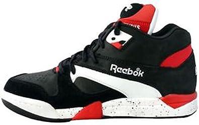 juego rotación suspender  Reebok Court Victory Pump Shoes V56239 Tennis Retro: Amazon.co.uk ...