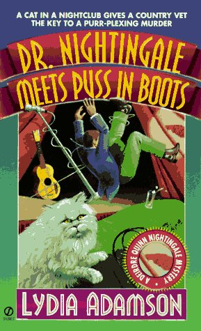 Dr. Nightingale Meets Puss in Boots: A Deirdre Quinn Nightingale Question (Dr. Nightingale Mystery)