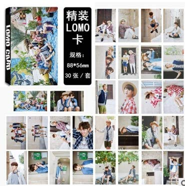 Buy bts group card