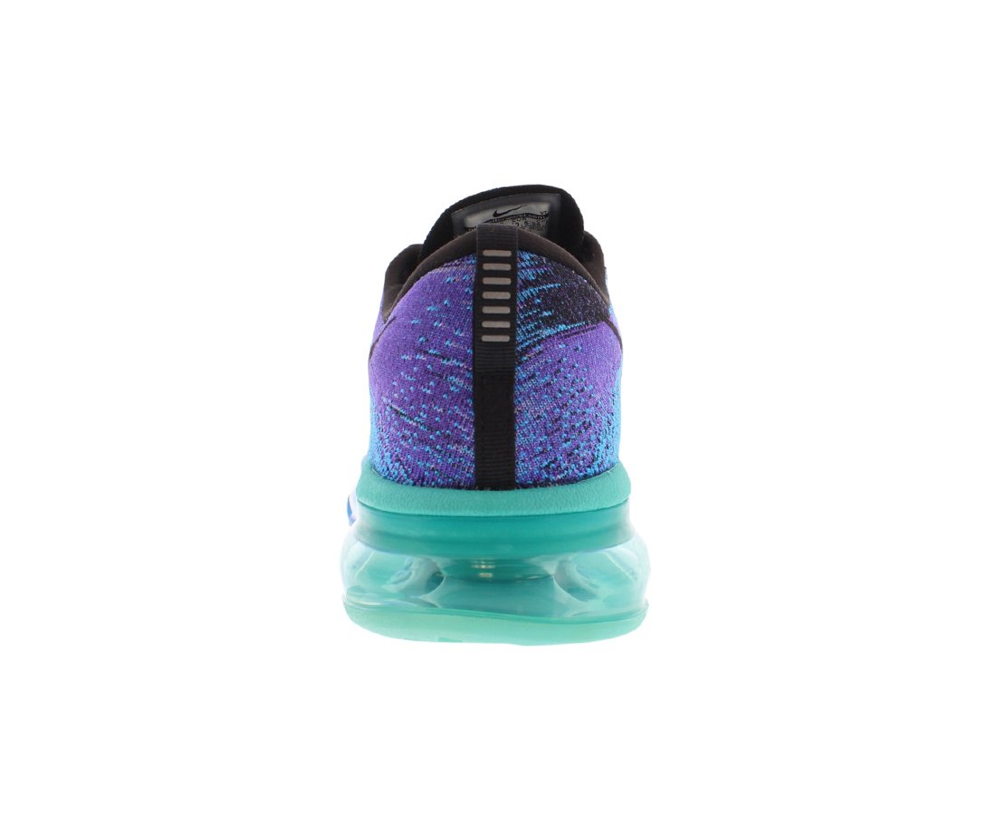 brand new 110c0 b71fa Nike Flyknit Air Max 620469-500 Hyper Grape Photo Bleu Noir Chaussures de  Course à Pied pour Homme, Homme, Hyper Grape Black-Photo Blue  Amazon.fr   Sports ...