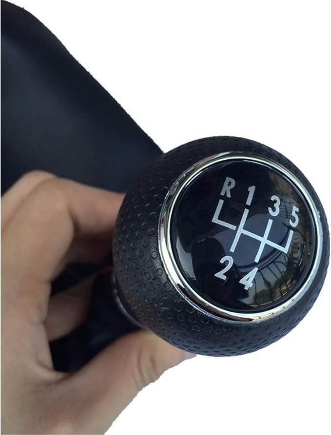 5 6 Gang Schalthebel Für Auto Schaltknaufmanschette Für Vw Jetta Golf 3 Mk3 Lupo Polo Caddy Für Seat Ibiza Inca Cordoba Sport Freizeit