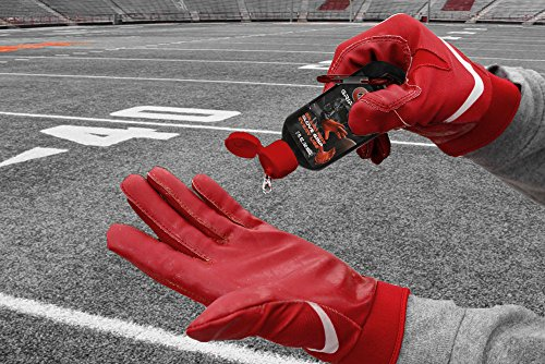 Amazon.com   Grip Boost Football Glove Grip Gel Bottle - 2 oz. Bottle -  Restores Used Football Gloves Sticky Gel for Football   Sports   Outdoors 587327de2