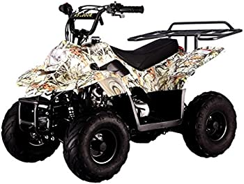 MOUNTOPZ 110cc ATV Kids 4 Wheeler