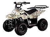 110cc Four Wheelers 6'' Tires Atvs,   NEW TREE CAMO COLOR