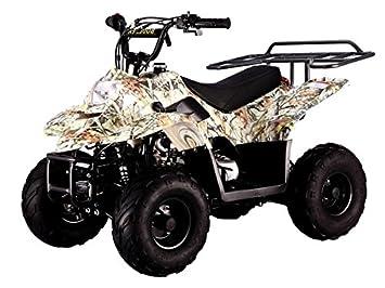 110cc Atv For Sale >> Smart Dealsnow Brings Brand New 110cc Atv 4 Wheeler Fully Automatic For Kids New Tree Camo Color