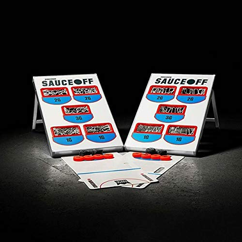 GONGSHOW SauceOFF Backyard Hockey Game and Training Set by GONGSHOW (Image #6)
