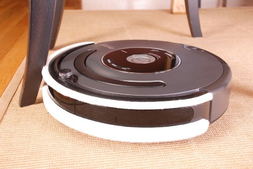 Robot Add-Ons Dual Ultra-Soft Bumper for Roomba
