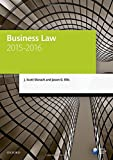 Business Law 2015-2016 (Blackstone Legal Practice Course Guide)