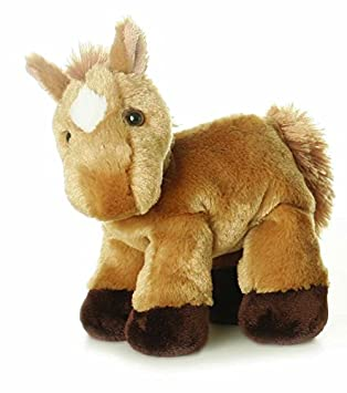 Mini Flopsie - Caballo de peluche (Aurora World 13298)