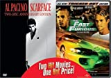 Scarface/Fast And The Furious 2PK