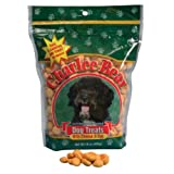 Charlee Bear Dog Treat, 16-Ounce, Cheese/Egg, My Pet Supplies