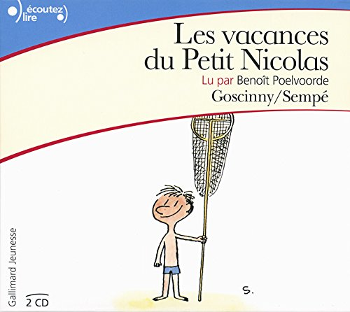 Les Vacances Du Petit Nicolas - Audio CD (French Edition)