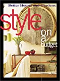 Style on a Budget, Better Homes and Gardens Books, 0696215551