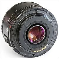 HM YN50mm F / 1.8 EF 50 mm F1.8 AF / MF standard large aperture autofocus lenses for Canon EF mount EOS cameras
