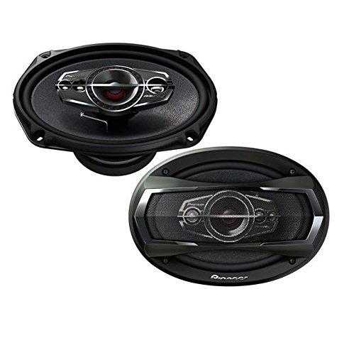 Pioneer Ts A6995s 6 X9  600W 5 Way Coaxial Car Audio Stereo Amplifier Speakers