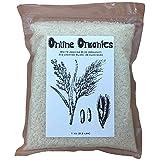 OnlineOrganics Organic White Jasmine Rice, Vacuumed Packed - 1 Kg (2.2 Lbs)