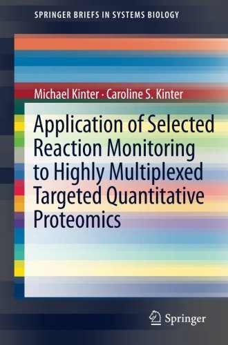 (Application of Selected Reaction Monitoring to Highly Multiplexed Targeted Quantitative Proteomics: A Replacement for Western Blot Analysis (SpringerBriefs in Systems Biology))