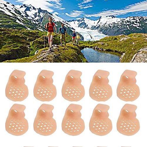 5 Pairs-Pinky Toe Cushion Splint, Gel Toe Separators, Little Toe Straightener with Loop, Pinky Toe S - http://coolthings.us