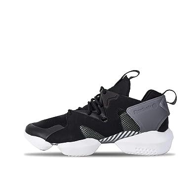 d2260bb9991 Reebok Unisex s 3D Op. Lite Black Chalk Green Grey Running Shoes-5.5 ...