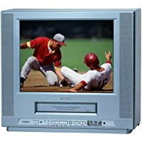 Toshiba MV14FL4 14-Inch Flat Screen TV/VCR Combo