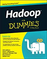 Hadoop For Dummies Front Cover