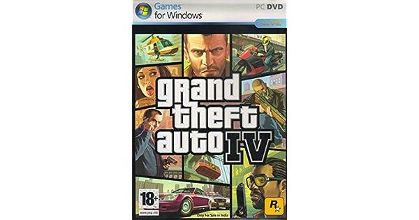 Amazon com: Grand Theft Auto IV: Video Games