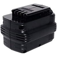 TradeShop Premium accu 24V Ni-MH / 3000mAh vervangt Dewalt DE0240 DE0241 DE0242 DE0243 DW0240 DW0241 DW0242 DW0243 BHA24…