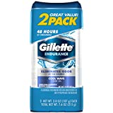 Gillette Clear Gel Cool Wave Anti-Perspirant / Deodorant Twin Pack