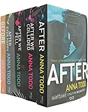 Anna Todd After Series Collection 5 Books Set