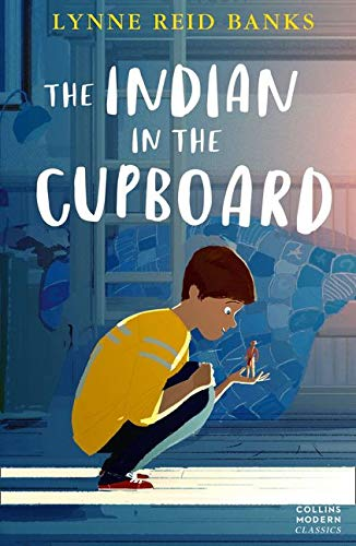 Indian in the Cupboard (Collins Modern Classics) : Banks, Lynne Reid:  Amazon.co.uk: Books