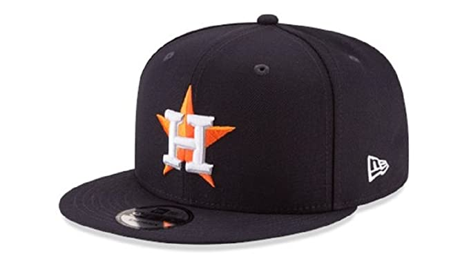 Image Unavailable. Image not available for. Color  MLB Houston Astros 950 Snapback  Cap ... 33307f30607a