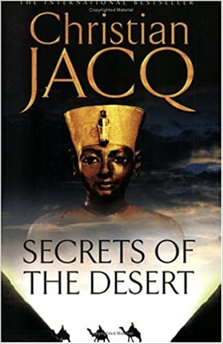 Book Secrets of the Desert (Judge of Egypt)
