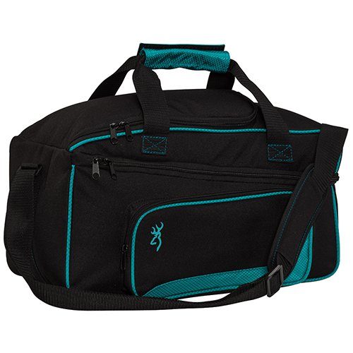 Browning 121062441 Flash, Range Bag, black/Teal