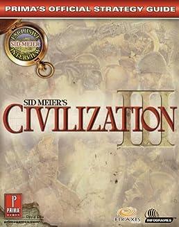 sid meier s civilization iii prima s official strategy guide dave rh amazon com galactic civ 3 manual civ3 conquests manual
