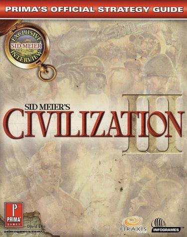 Sid Meier's Civilization III (Prima's Official Strategy Guide)