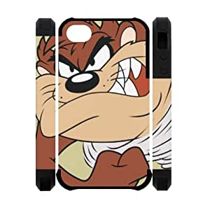 TAZ iPhone 4 4s Case Cartoon Tasmanian Devil Fashion Case Cover by icecream design