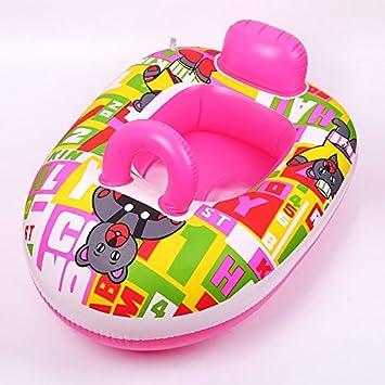 QXJ mono para piscina Tapa y asiento de bebé, diseño de ...