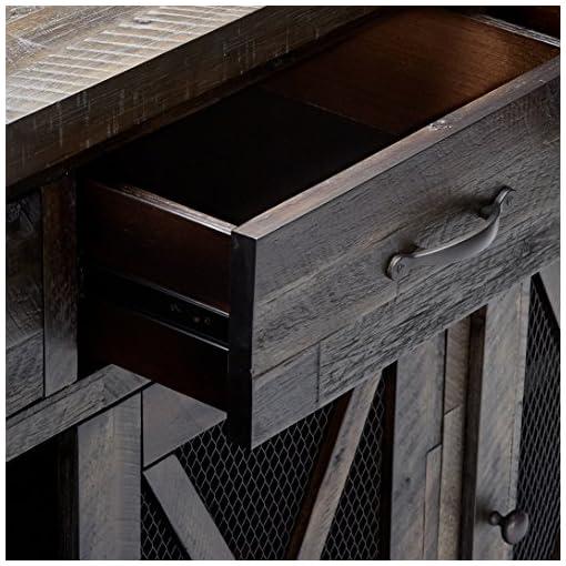 Farmhouse Buffet Sideboards Alpine Furniture Newberry Sideboard farmhouse buffet sideboards