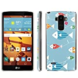 [ArmorXtreme] Phone Case for LG G Stylo LS770 / LG G4 Note Stylus / LG G Stylo H631 / MS631 [Clear] [Ultra Slim Cover Case] - [Fish] -  ArmorXtreme for LG G Stylo H631