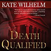 Death Qualified: A Barbara Holloway Novel | Kate Wilhelm