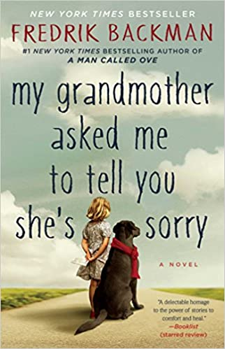 Image result for my grandmother asked me to tell you she's sorry cover