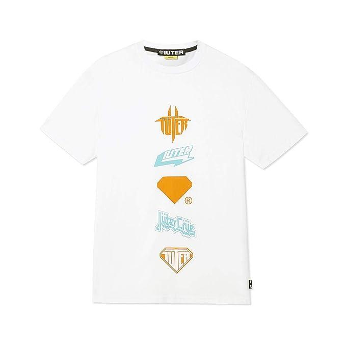 brand new f4dc7 70b30 Iuter T-Shirt Primavera Estate 19SITS10 White 19SITS10 ...
