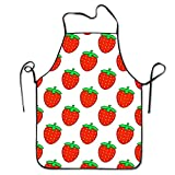 Strawberry Fruit Aprons Funny Cool Apron